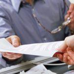 Образец уведомления о погашении задолженности